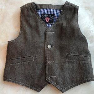 Sovereign Code Baby Boy Vest 6 to 9 months